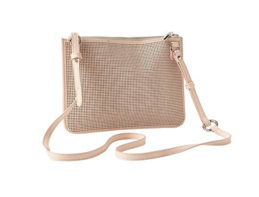 Tanger Outlets_Gap Tan Crossbody